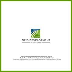 Generic & overused logo designs sold on www.99designs.com - Grid Development Solutions