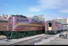 RailPictures.Net Photo: PRR 4913 Pennsylvania Railroad GG-1 at Altoona, Pennsylvania by Bill Edgar