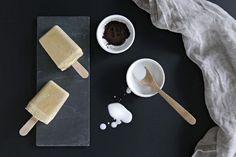 Kokos og melkefri iskrem Low Carb Recipes, Meal Planning, Keto, Tasty, Meals, Low Carb, Meal, Low Calorie Recipes, Yemek