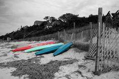 Cape Cod Photography Saints Landing Kayaks by ChrisPeckPhotography