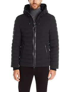 "Mackage men's light weight down jacket with hood and genuine leather detailing.   	 		 			 				 					Famous Words of Inspiration...""We are discreet sheep; we wait to see how the drove is going, and then go with the drove.""					 				 				 					Mark Twain 						— Click here...  More details at https://jackets-lovers.bestselleroutlets.com/mens-jackets-coats/active-performance/down-down-alternative/product-review-for-mackage-mens-ozzy-down-jacket/"