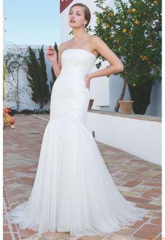 Vestidos de noiva Manu García MG437 2013