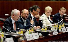 Crisi Gaza, il Consiglio Europeo condanna sia il lancio di missili di Hamas che la reazione eccessiva di Israele