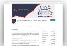 Most Popular Social Media WordPress Plugins 2020 - New Template