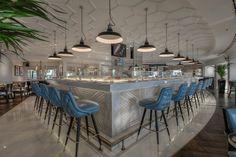 Geales Restaurant, Le Royal Meridien, Dubai