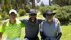 Golf tres generaciones