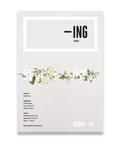 —ING / Beginnings on Behance