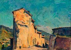 Gréoux-les-Bains Par Marcel Arnaud (1877 - 1956)