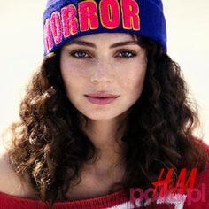 H Skater Style - czapki z napisami w stylu lat 80 to będzie hit!