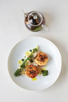 Chef masterclass: Diver scallops by David Everitt-Matthias | The Caterer