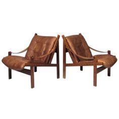 Jean Gillon Club Chairs