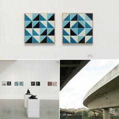 exposição 40 x 40   viaduto das artes, 2016 - Alexandre Mancini