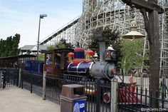 Cedar Point's Connection to Disneyland and Ward Kimball