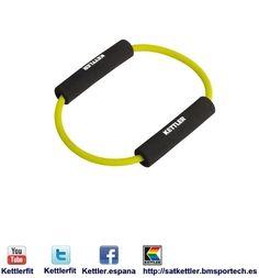 Tube Ring - Kettler es una empresa alemana dedicada a la fabricación de máquinas de fitness.  http://satkettler.bmsportech.es