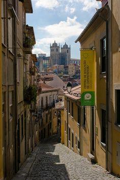 A street in Porto | por Dmitry Shakin