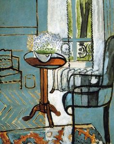 Matisse's The Window (1916), Henri Mattise
