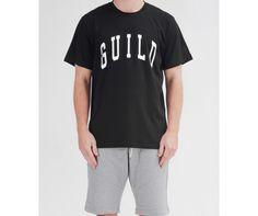 Sly Guild - Black GUILD Tee