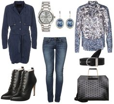 Klassisches Damenoutfit für den Frühling. Dieses Outfit ist ideal für Deine Arbeit im Büro.  #damenoutfit #alltagsoutfit #bürooutfit #frühlingoutfit