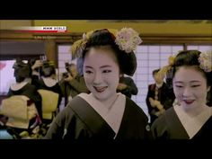 NHK Documentary - A Tale of Love and Honor: Life in Gion [1080p] - YouTube