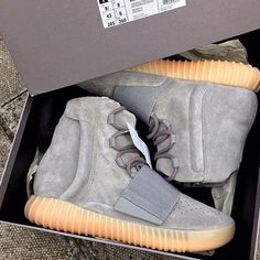 Grey/Gum Yeezy Boost 750... These are straight Would you rock them? - @yeswalz - #yeezysforall #yeezyboost #yeezyboost350 #adidasoriginals #kanye #kanyewest #kanyewestshoes #yeezy #yeezy350 #freshkicks #nicekicks #shoes #shoesoftheday #yeezytalkworldwide #yeezybusta