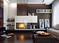 Ceiling, wood #Living room
