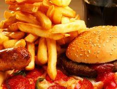 Dez bons motivos para deixar de comer frituras e beber refrigerante