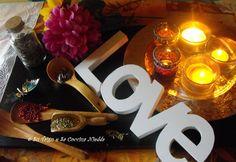 amore, fuoco, passione - temperamento e creatività anche in cucina, per illustrare una ricetta afrodisiaca di Su Trigu e Sa Coccia Niedda!