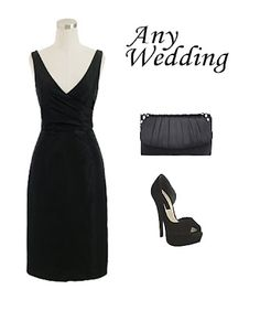 A Love Affair With Eyeliner: Fashion: What to Wear to a Wedding