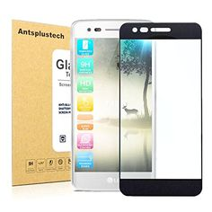 LG V3 Screen Protector Glass (Full Screen Coverage),Antsplust Premium Tempered Glass Screen Protector for LG Aristo / LV3 / MS210 (Black)  http://topcellulardeals.com/product/lg-v3-screen-protector-glass-full-screen-coverageantsplust-premium-tempered-glass-screen-protector-for-lg-aristo-lv3-ms210-black/  ♦♦♦♦ ♦ Specifically designed for Full Screen Coverage. ♦♦♦♦ Amazing look and feel! The way your stunning Screen Retina HD Display was intended, but with max