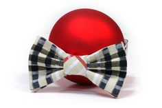 Bow-tie for Boys Gold plaid Red Tie Valentine's by TheBestBoysTies