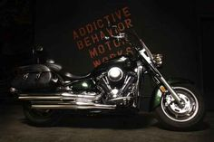 Used 2005 Kawasaki Vulcan Motorcycles For Sale in Utah,UT. 2005 Kawasaki Vulcan, Cruiser, Massive 125 cu. in., 2053cc Displacement V-Twin Engine!, Loads of Torque and Mid-Range Power, Comfortable Up-Right Seating, Large Floorboards with Heel Shifter, HID Headlight, Four-Piston 300mm Dual Disc Brakes, Clean Title, Safety Inspection and Oil Change Completed. Also equipped with custom highway bars, touring trunk, passenger floorboards, Power Commander 3 with a dyno tune, Arlen ness big Sucker…