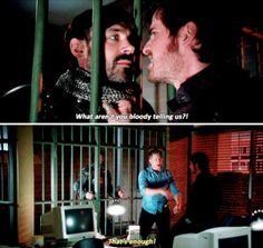 "Hook, Arthur and David - 5 * 9 ""Birth"" #CaptainSwan"