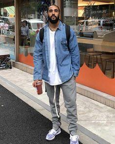mens fall fashion that is hot 242733 - Mens Fashion Winter - Moda Streetwear, Streetwear Fashion, Stylish Mens Fashion, Best Mens Fashion, Mode Masculine, Black Men Street Fashion, Mens Fall, Swagg, Ideias Fashion