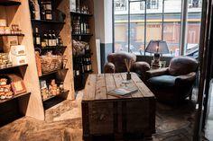 PAS ENCORE ESSAYÉ /Restaurant Borgo delle Tovaglie , 4, rue du Grand Prieuré Paris 75011. Envie : Italien, Snack, tartes, salades, soupes. Les plus : Ouvert le lundi,...