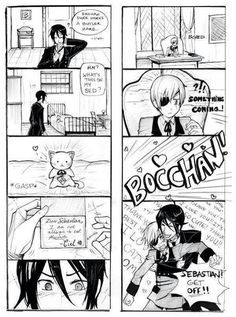 So I just have to give Sebastian a cat plushie to make him like me *cute thought break*