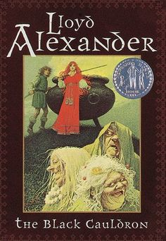 The Black Cauldron- the whole series is worth a read. Mr. Alexander started me down the road into fantasy.