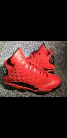 b476c0705ea New Nike Air Jordan XIII 13 Retro Singles Day Red Size 9.5 #fashion  #clothing
