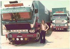 Volvo Cars, Volvo Trucks, Pakistan, Road Train, Heavy Machinery, Orient Express, Road King, Vintage Trucks, Classic Trucks