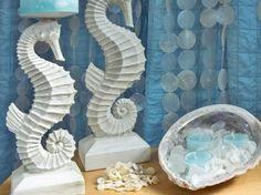 Baños con inspiración marina en la  Decoracion