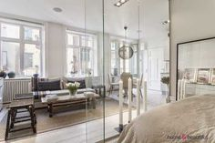 A Stockholm Apartment - http://www.homeandbeautiful.com/decorating/a-stockholm-apartment.html