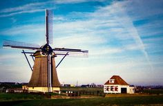 Kinderdijk (The Netherlands) - Photo : Renaud Cornu-Emieux