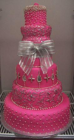 (via Wedding Cake | BAKERY ~ CAKES)