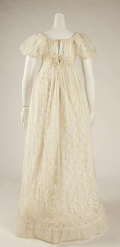 Dress 1805–10
