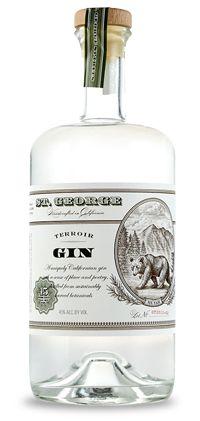 St. George Terroir Gin « St. George Spirits