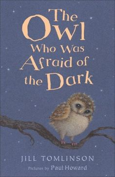 The Owl Who Was Afraid of the Dark by Jill Tomlinson, http://www.amazon.co.uk/dp/1405210931/ref=cm_sw_r_pi_dp_8Klnsb0BQ6AJE