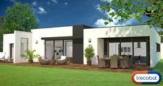 Voici un avant-projet de plain pied avec une belle terrasse : www.trecobat.fr