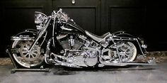 Harley-Davidson : Softail 2007 Harley Davidson Heritage Softail Deluxe Show Bike One of a Kind