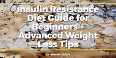 This post is the complete Insulin Resistance Diet guide where I go over what foods to eat and which foods to avoid to reverse insulin resistance.
