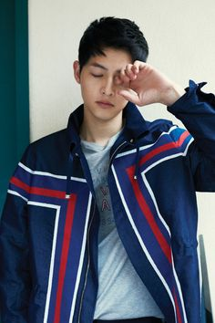 Song Joong Ki Harper's Bazaar JULY 2016