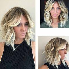 Não são só os cabelos longos que são perfeitos e lindos os curtos também são uma grande tendência